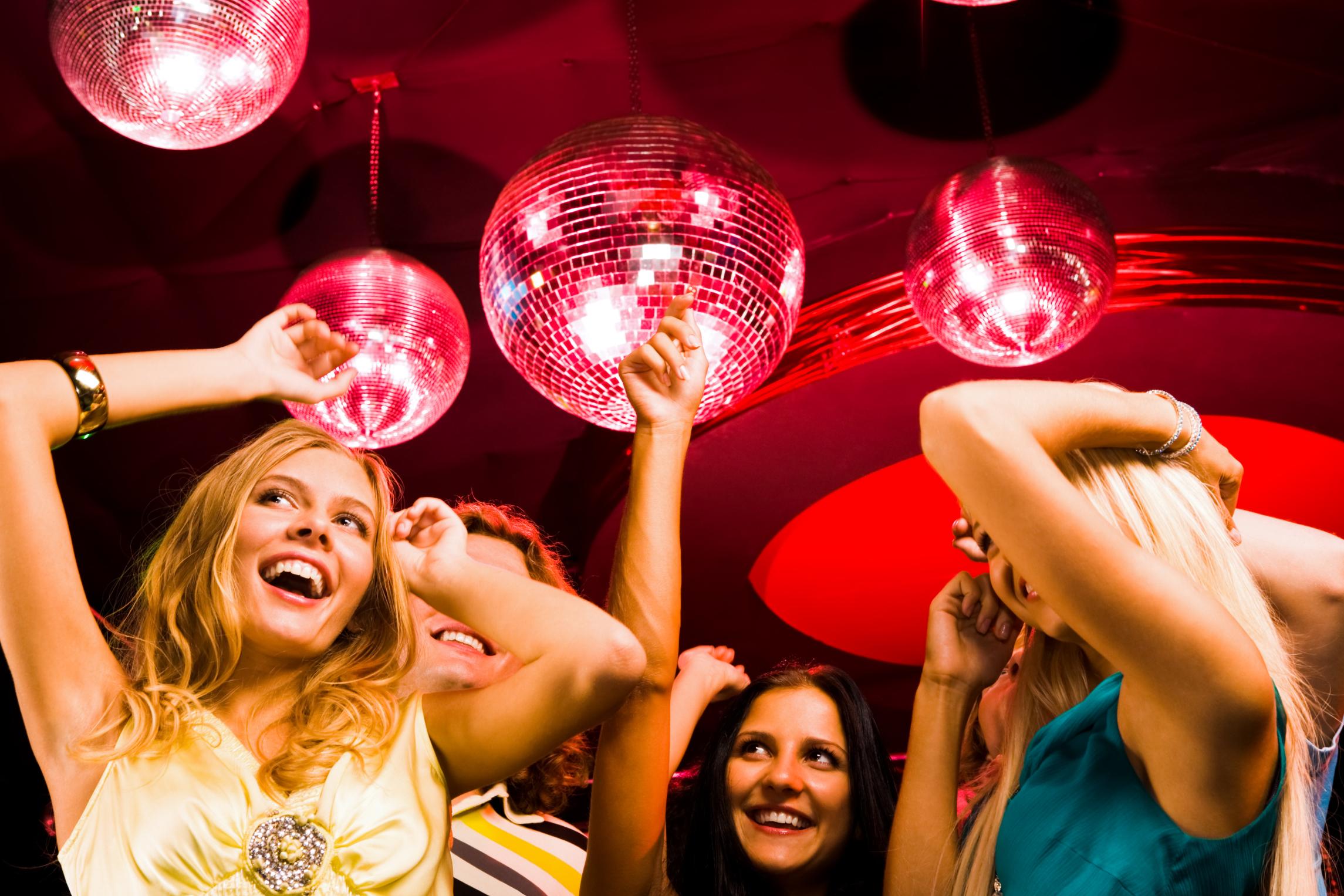 Секс танцы девочек на дискотеках 19 фотография