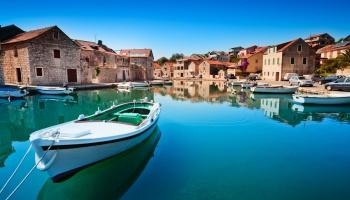 Serviceproduktion in Kroatien
